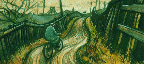 Norman Cornish North East Art Gallery