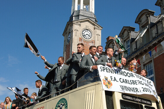 Spennymoor Town Football Club - Spennymoor Town Council