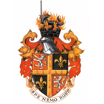 Spennymoor Town Council Crest